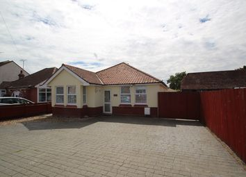 Thumbnail 3 bed detached bungalow for sale in Foxhall Road, Ipswich