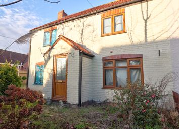 Thumbnail 4 bed semi-detached house for sale in Marsh Road, Halvergate, Norwich