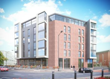 Thumbnail 1 bed flat for sale in Brunswick Street, Newcastle Under Lyme