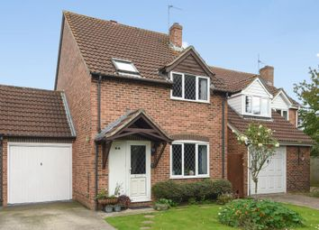 Thumbnail 3 bedroom detached house for sale in Grassmead, Thatcham, West Berkshire