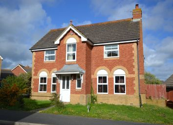 Thumbnail 4 bedroom detached house to rent in Banner Way, Stone Cross, Eastbourne