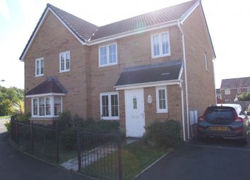 Thumbnail 3 bed semi-detached house for sale in Abbottsmoor, Port Talbot