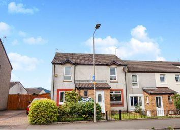 2 bed terraced house for sale in Peockland Gardens, Johnstone PA5