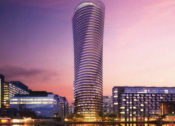 Thumbnail 1 bed flat for sale in Docklands, Canary Wharf