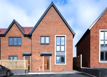 Thumbnail 3 bed end terrace house for sale in Marconi Close, Houlton, Rugby