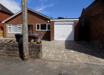 Thumbnail 2 bed detached bungalow to rent in Prince Street, Leek, Staffordshire