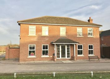 Thumbnail 4 bed detached house for sale in Vicarage Gardens, Old Leake, Boston, Lincolnshire