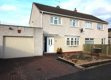Thumbnail 3 bed semi-detached house for sale in Highfield Crescent, Linlithgow