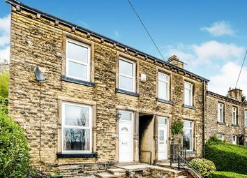 Thumbnail 3 bed terraced house for sale in Halifax Old Road, Birkby, Huddersfield