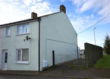 Thumbnail 3 bed semi-detached house for sale in Castle Pill Road, Steynton, Milford Haven