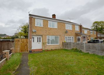 Thumbnail 3 bed semi-detached house for sale in Hall Road, Alton