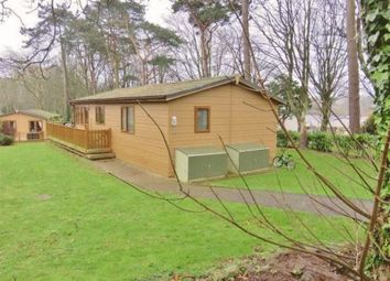 Thumbnail 3 bed mobile/park home for sale in Plas Coch Holiday Park, Llanfairpwllgwyngyll
