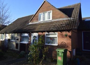 Thumbnail 2 bed terraced house to rent in Gains Avenue, Bicton Heath, Shrewsbury