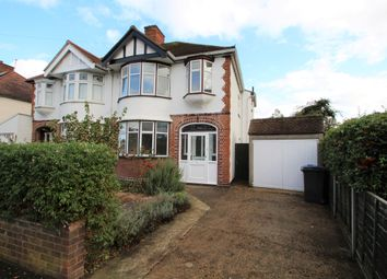 Thumbnail 3 bed semi-detached house to rent in Fairmead, Tolworth, Surbiton