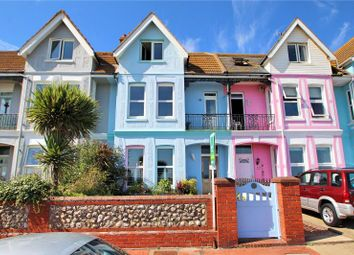 Thumbnail 5 bed terraced house for sale in New Parade, Worthing, West Sussex