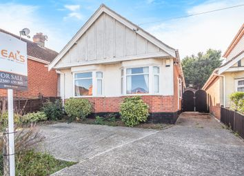 Thumbnail 2 bedroom detached bungalow for sale in Avon Road, Southampton