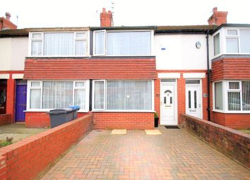 Thumbnail 2 bedroom terraced house for sale in Willowbank Avenue, Blackpool