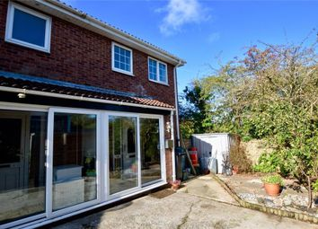 Thumbnail 2 bed end terrace house for sale in Roman Way, Honiton, Devon