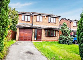 Thumbnail 4 bed detached house for sale in Elmstead Crescent, Crewe, Cheshire