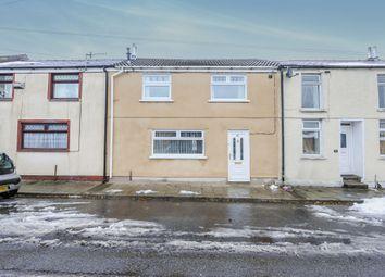 Thumbnail 2 bed terraced house for sale in Barrack Row, Dowlais, Merthyr Tydfil