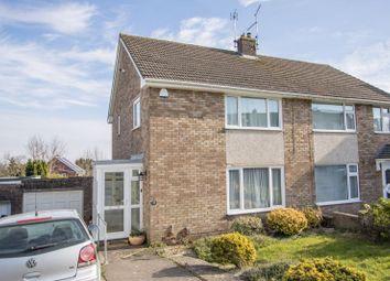 3 bed semi-detached house for sale in Dochdwy Road, Llandough, Penarth CF64
