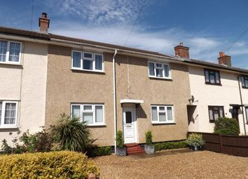 Thumbnail 3 bed terraced house for sale in Bancroft Avenue, Broom, Biggleswade, Bedfordshire