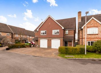 Thumbnail 3 bed semi-detached house to rent in Village Close, Wokingham