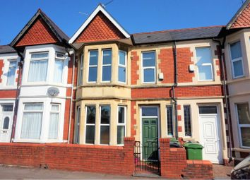 Thumbnail 3 bed terraced house for sale in Clodien Avenue, Cardiff