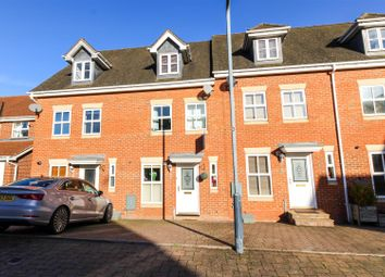 Thumbnail 3 bed terraced house for sale in Caliban Mews, Heathcote, Warwick