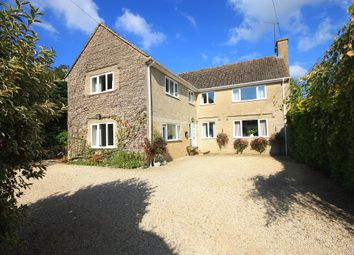 Thumbnail 5 bed detached house for sale in Sevenhampton, Highworth
