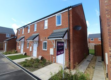 Thumbnail 2 bed end terrace house for sale in Grange Way, Durham