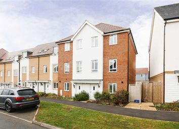 Thumbnail 4 bed semi-detached house for sale in Top Fair Furlong, Redhouse Park, Milton Keynes, Bucks
