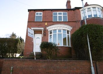 Thumbnail 3 bed semi-detached house to rent in Boswell Street, Broom, Rotherham