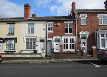 Thumbnail 2 bed end terrace house for sale in Trinity Street, Cradley Heath