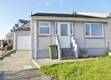 Thumbnail 2 bed semi-detached bungalow to rent in Colloway, Port St Mary