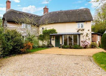 Thumbnail 5 bed detached house for sale in Church Street, Bowerchalke, Salisbury, Wiltshire