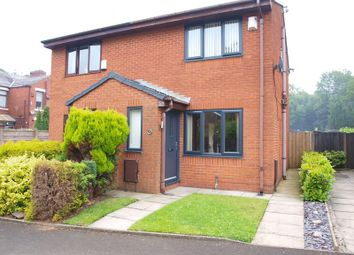 Thumbnail 2 bed semi-detached house for sale in 2 Peppermint Close, Newhey, Rochdale