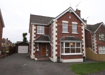 Thumbnail 4 bed detached house for sale in Hawthorn Hill, Newtownards