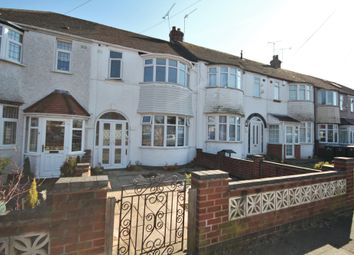 Thumbnail 3 bed terraced house for sale in Eversleigh Road, Coventry