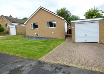Thumbnail 3 bed detached bungalow for sale in Solway View, Kirkbampton, Carlisle