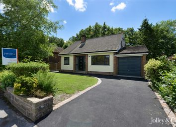 Thumbnail 3 bed detached bungalow for sale in Keswick Road, High Lane, Stockport, Cheshire