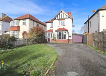 Thumbnail 3 bed detached house for sale in Park Avenue, Eastbourne