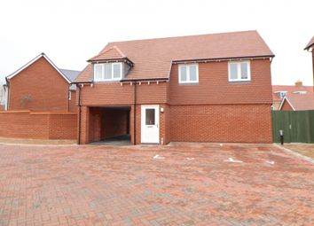 Thumbnail 2 bed flat to rent in Sandringham Lane, Polegate, East Sussex