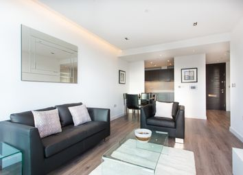 Thumbnail 1 bed flat to rent in Satin House, Goodman's Fields, Aldgate