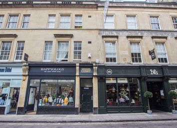 Thumbnail 1 bed flat to rent in Cheap Street, Bath