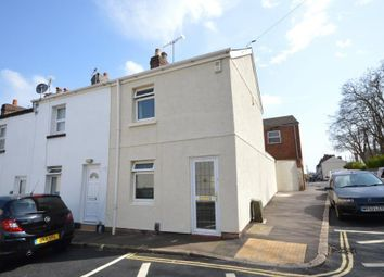 Thumbnail 2 bedroom end terrace house for sale in Anthony Road, Exeter