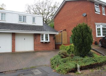 Thumbnail 3 bed property to rent in Mitcheldean Close, Redditch, Worcs