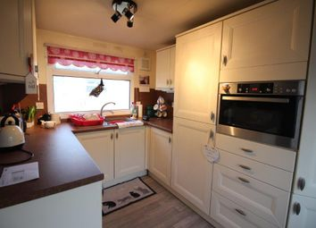 Thumbnail 2 bed mobile/park home for sale in Stalmine Hall Park, Hall Gate Lane, Stalmine, Poulton-Le-Fylde