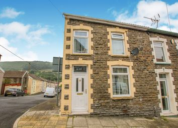 3 bed end terrace house for sale in Amos Hill, Penygraig, Tonypandy CF40