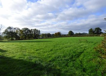 Thumbnail Land for sale in Arddleen, Llanymynech